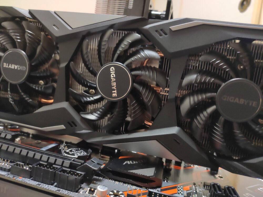 技嘉(GIGABYTE)GTX1660Ti/superGAMINGOC6G显卡游戏台式电脑独显1660TiOC6G