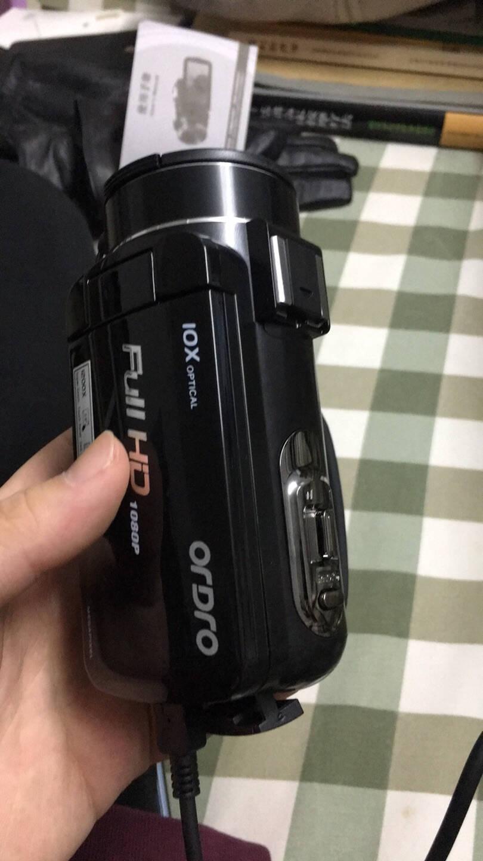 进口欧达Z82高清摄像机数码DV外接增距镜20倍光学变焦5轴防抖240倍智能变焦专业摄录一体摄影灯标配+电池+64G高速卡+降噪麦+三脚架送礼包