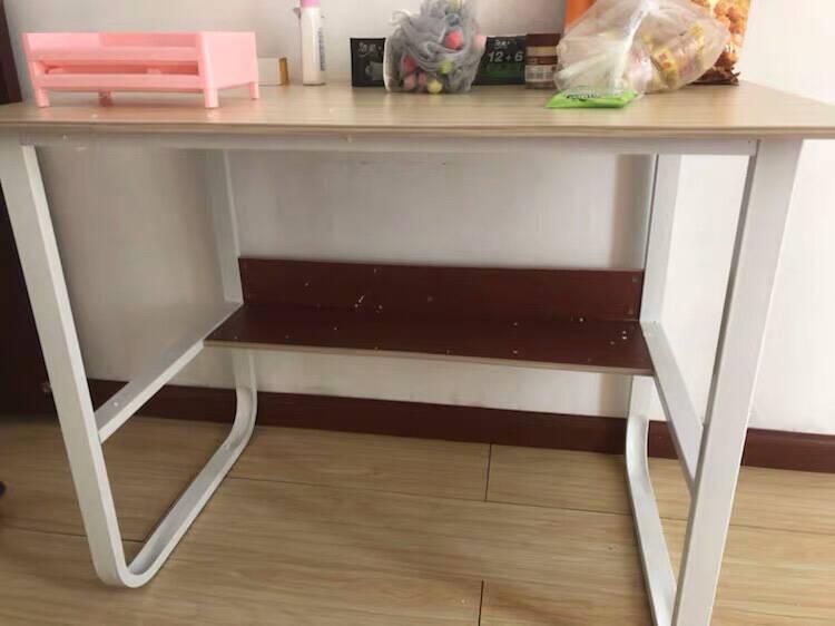 蔓斯菲尔(MSFE)书架桌上简易小书架桌面收纳置物架储物架
