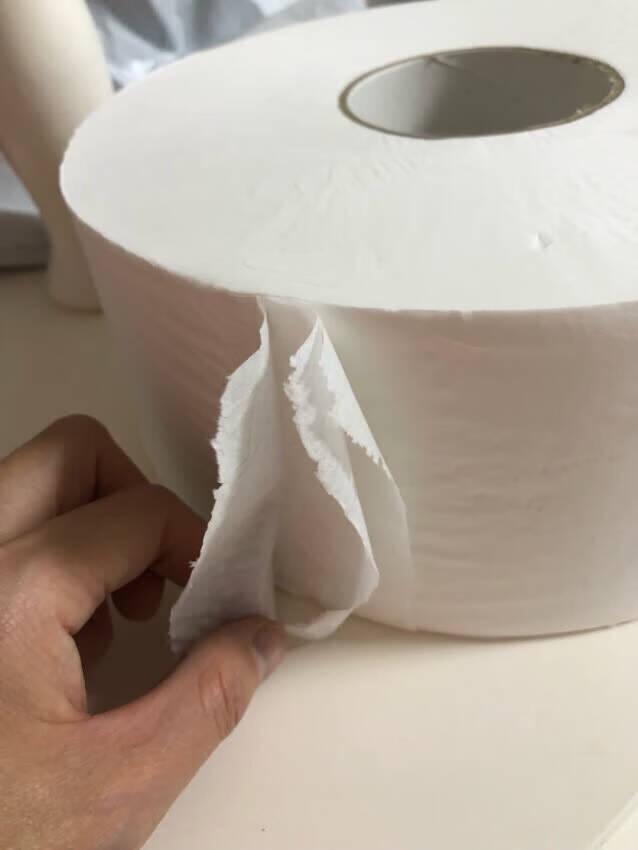 维达(Vinda)卷纸3层1520节*3卷大卷纸大盘纸纸巾商用家用商场酒店物业办公卫生纸