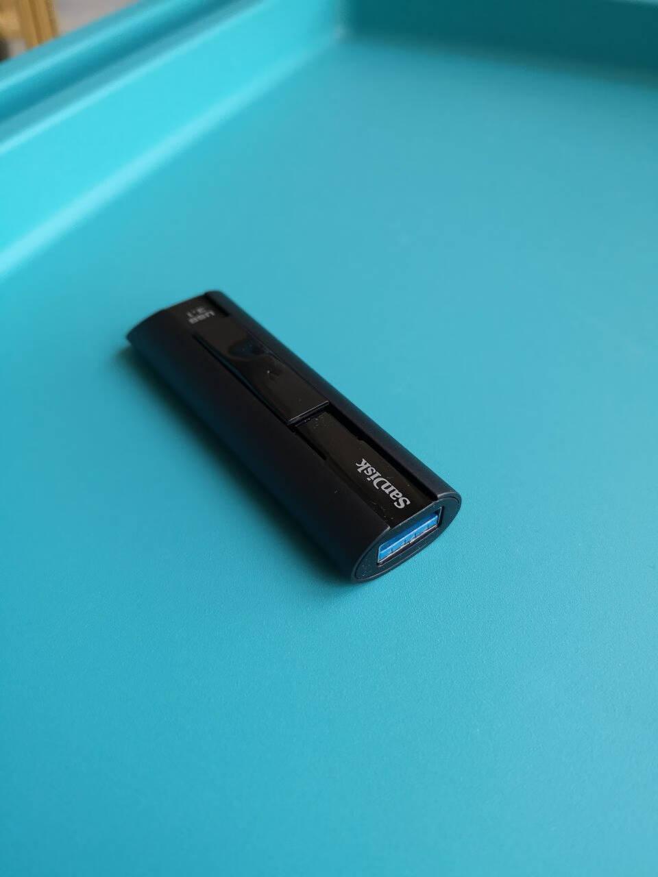 闪迪(SanDisk)256GBUSB3.2至尊超极速固态U盘CZ880读速高达420MB/s写380MB/s移动固态硬盘般的传输体验