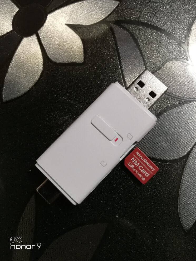 华为内存卡NM卡128G/256G/64G存储卡高速TF卡mate20X/p30手机储存卡可选读卡器二合一读卡器