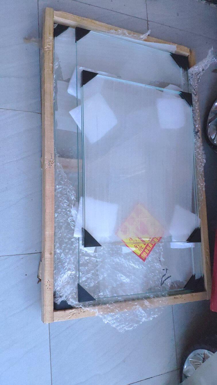 钢化玻璃定做茶几玻璃面餐桌台定制电脑桌长方形圆桌异形烤漆鱼缸玻璃磨砂窗户玻璃门窗玻璃