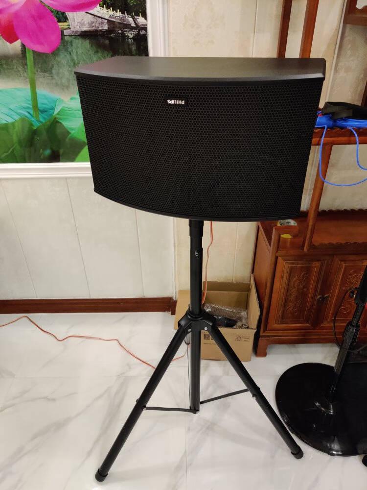 飞利浦(PHILIPS)CSS1308家庭ktv音响套装家庭影院组合功放家用卡拉OK点歌机一体机CSS1310专业版(赠2T点歌机)700W