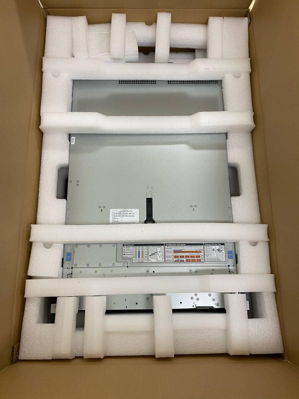 戴尔(DELL)服务器R440/R430服务器主机1U机架式文件存储ERP1颗铜牌3206R8核8线程|1.9GHz32G|1.2TSAS高转速*2|H330|单电