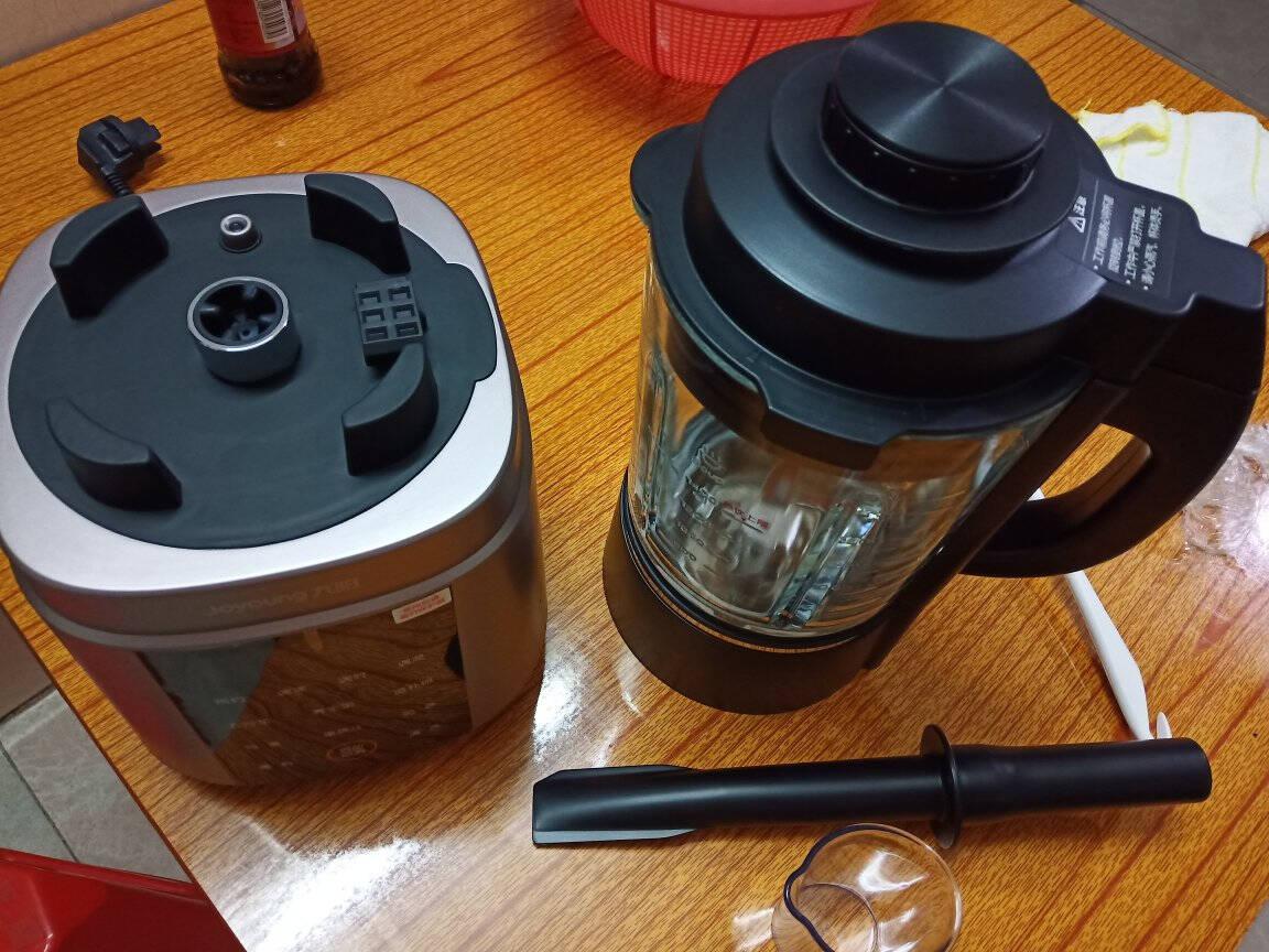 九阳(Joyoung)破壁机立体加热静音多功能料理机豆浆机绞肉机果汁机榨汁机家用L18-Y916(邓伦推荐款)