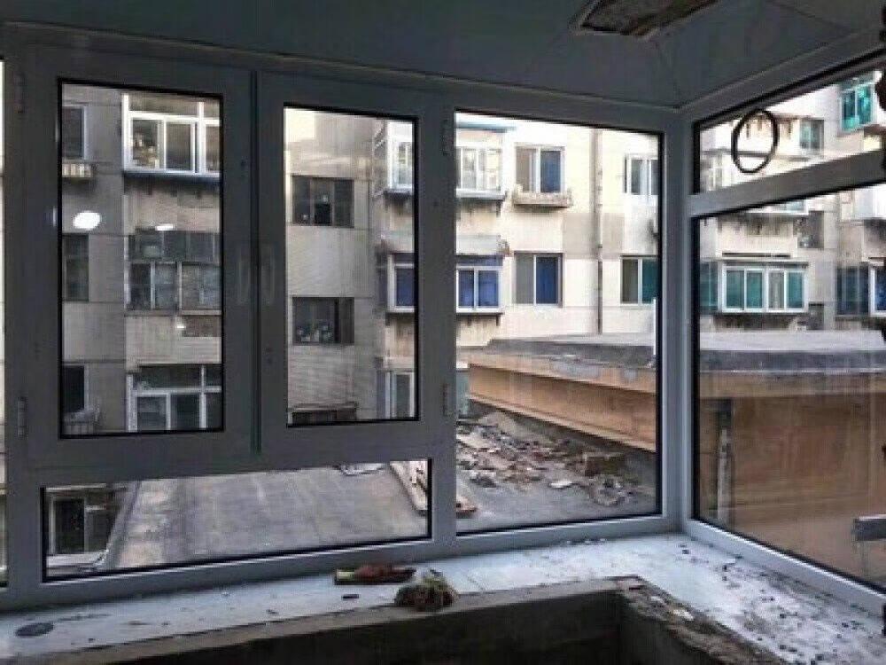 富贵花断桥铝门窗铝合金门窗铝包木平开窗落地窗隔音隔热窗封阳台全国定制特权定金