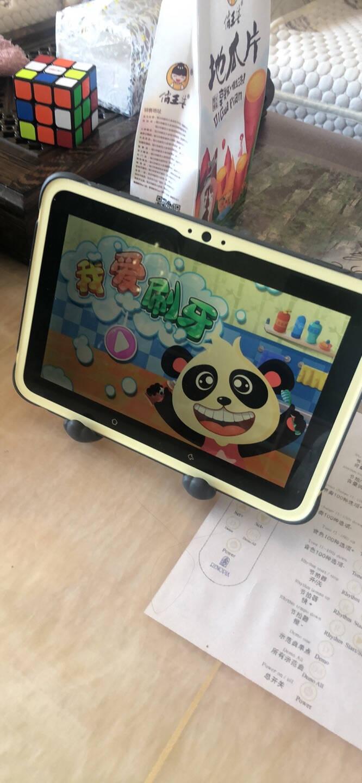 步步高家教机K5小天才学习机2G+64GB8英寸儿童平板点读机早教机学习机平板电脑故事机【魔法麦克风】