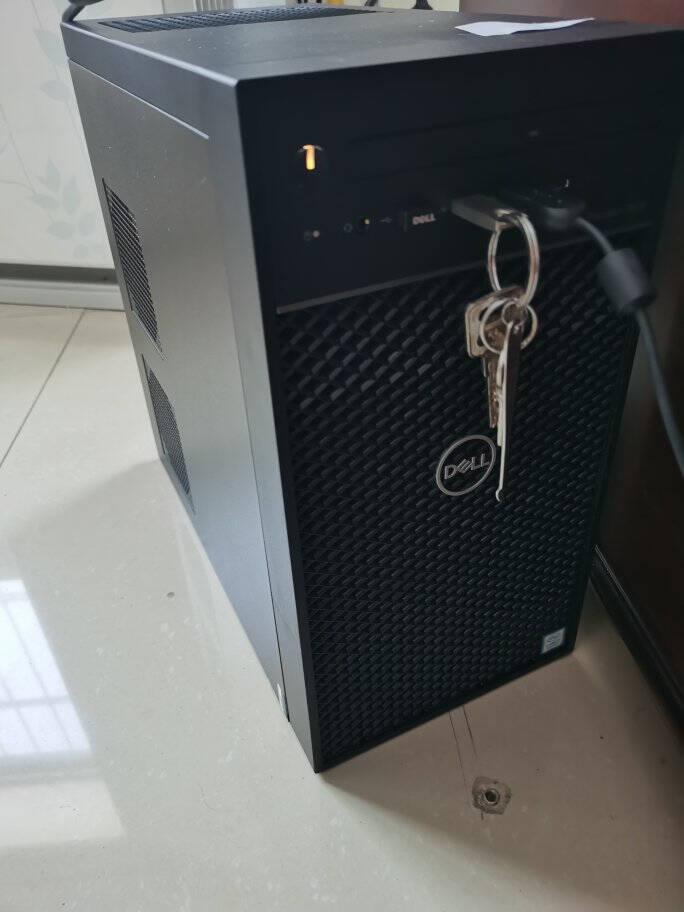 戴尔(DELL)十代T3640图形工作站台式机塔式服务器设计师办公电脑主机十代酷睿i9-10900K含E2420H显示器32G/256G+2T/RTX2080Ti-11G