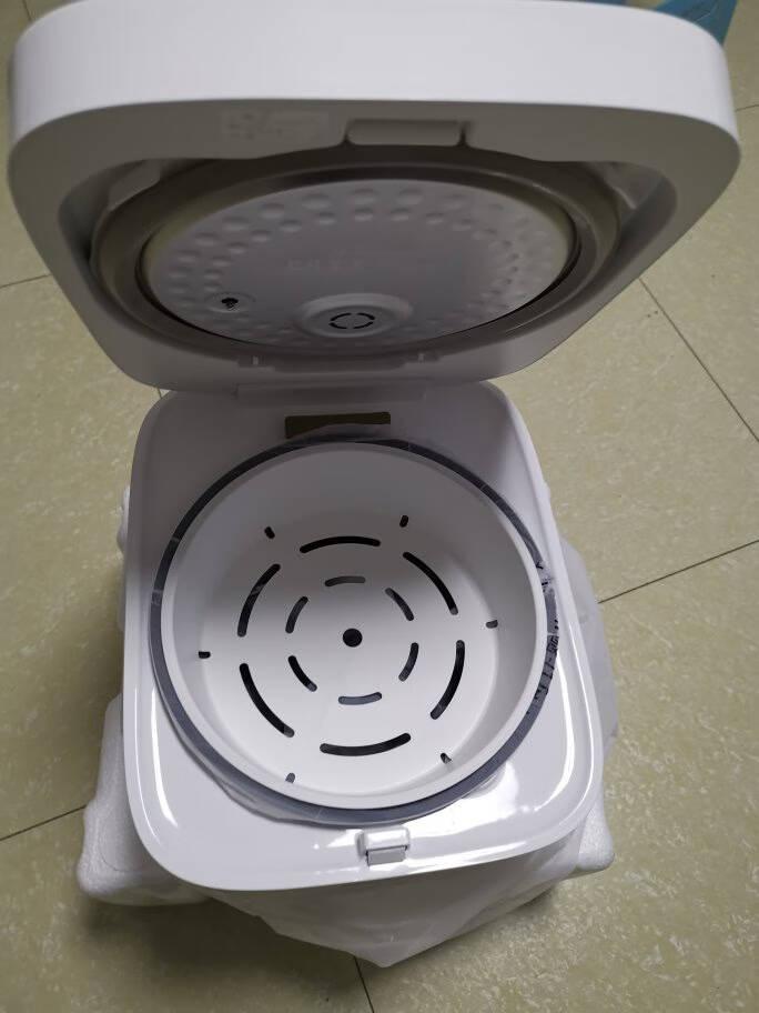 米家小米电饭煲高端压力IH电饭煲1S顶部微压电磁加热铁釜内胆OLED屏智能食谱3L