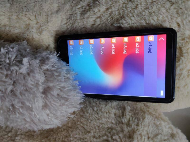K-Bravemp3蓝牙音乐播放器mp4可上网全面屏p6学生触屏wifi随身听mp5看小说外放插卡蓝牙版黑色【帮下载送5000G资源包】标配【高保真耳机+OTG】