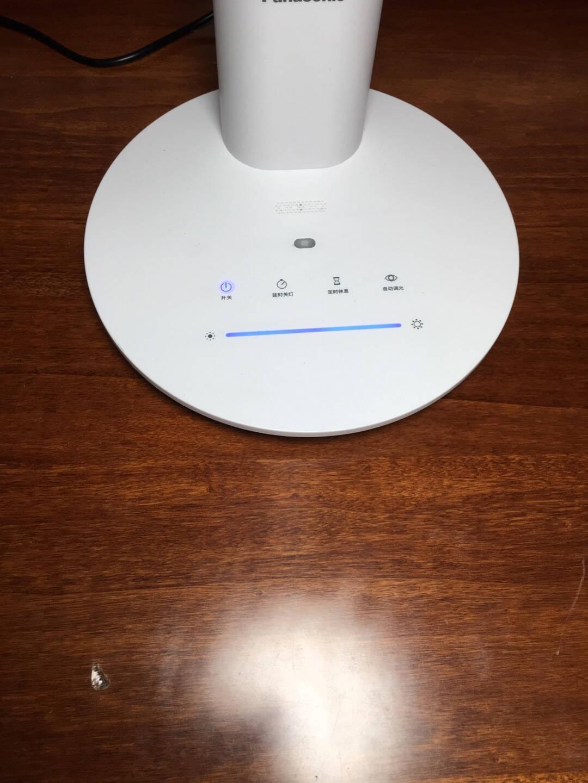 松下(Panasonic)护眼台灯国AA级减蓝光工作阅读触控调光儿童学生学习台灯致皓系列HHLT0623