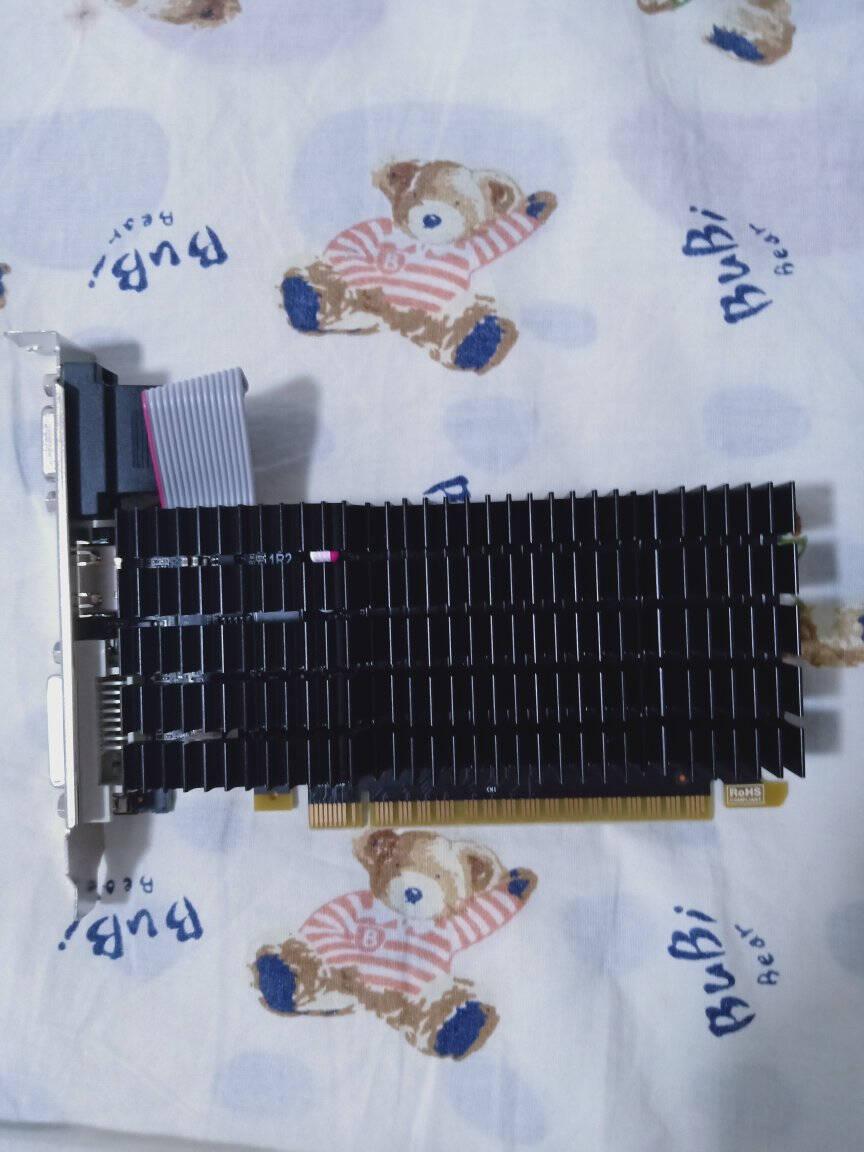 昂达(ONDA)GT710典范2GD3静音版954/1000MHz2GDDR3PCI-E2.0显卡