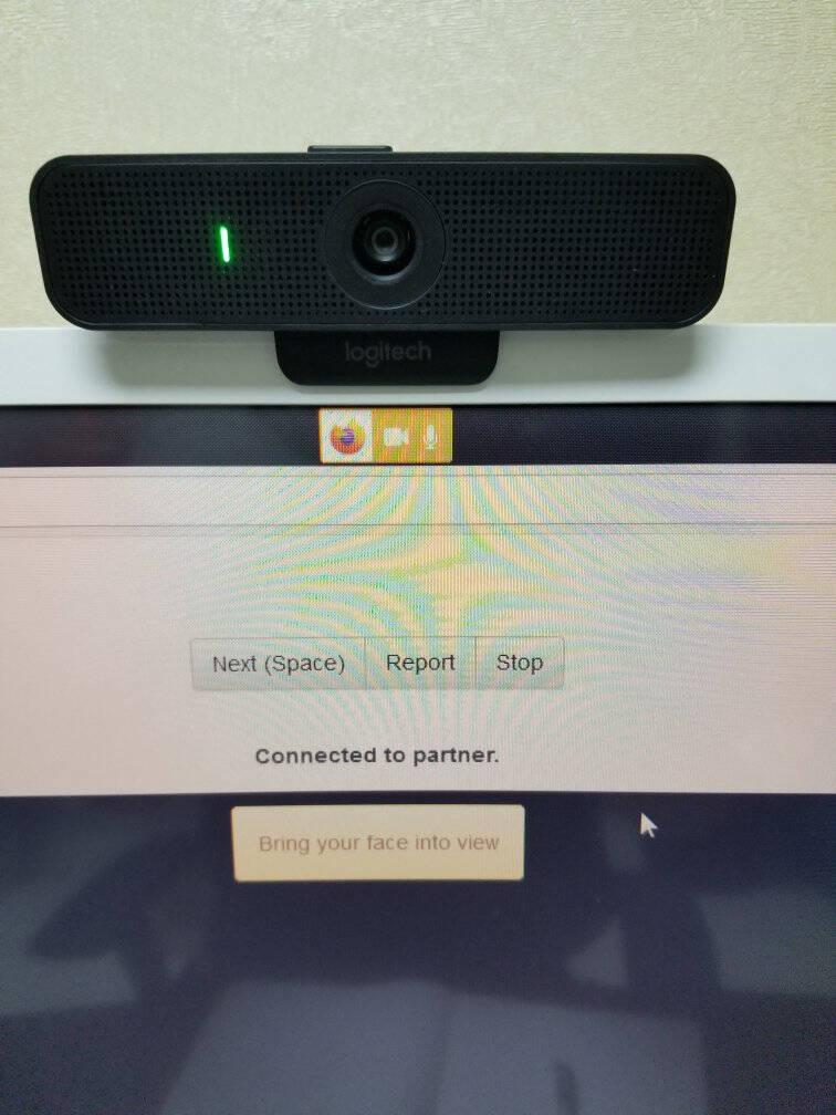 罗技LogitechC930c高清网络摄像头1080P视频通话4倍数码变焦90度超广角3年质保