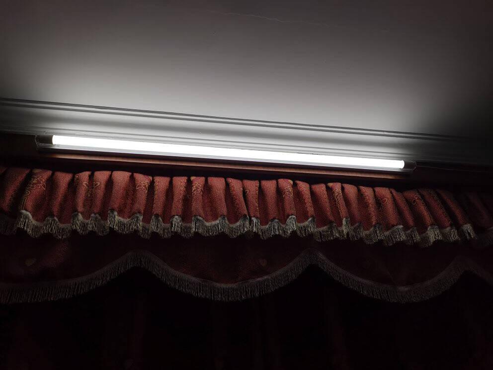 佛山照明(FSL)T8灯管LED双端长1.2米22W日光色6500K5只装