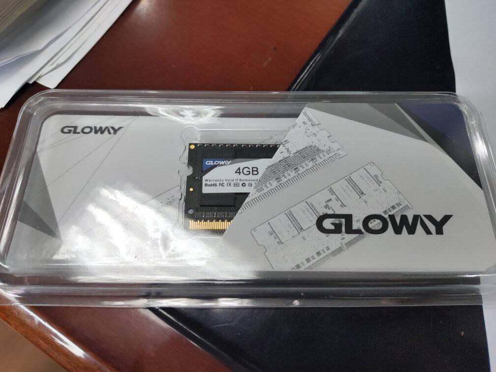光威(Gloway)4GBDDR3L1600频率笔记本内存条/低电压款战将系列-精选颗粒/稳定兼容