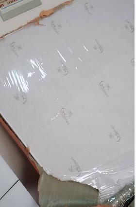 羿畅床垫席梦思榻榻米弹簧床垫美姿静音床垫软硬适中1.5米1.8m床垫独立圆簧+山羊绒面料20cm厚150cm*190cm