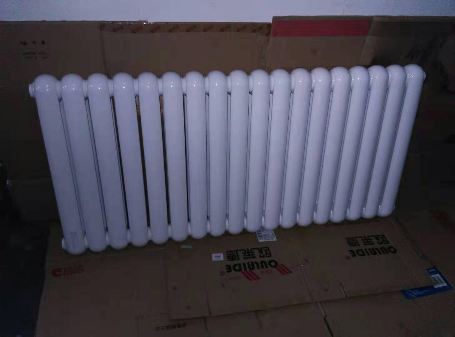 勃森散热器钢制暖气片家用水暖60600mm高壁挂式(8片起订)定制产品请联系客服