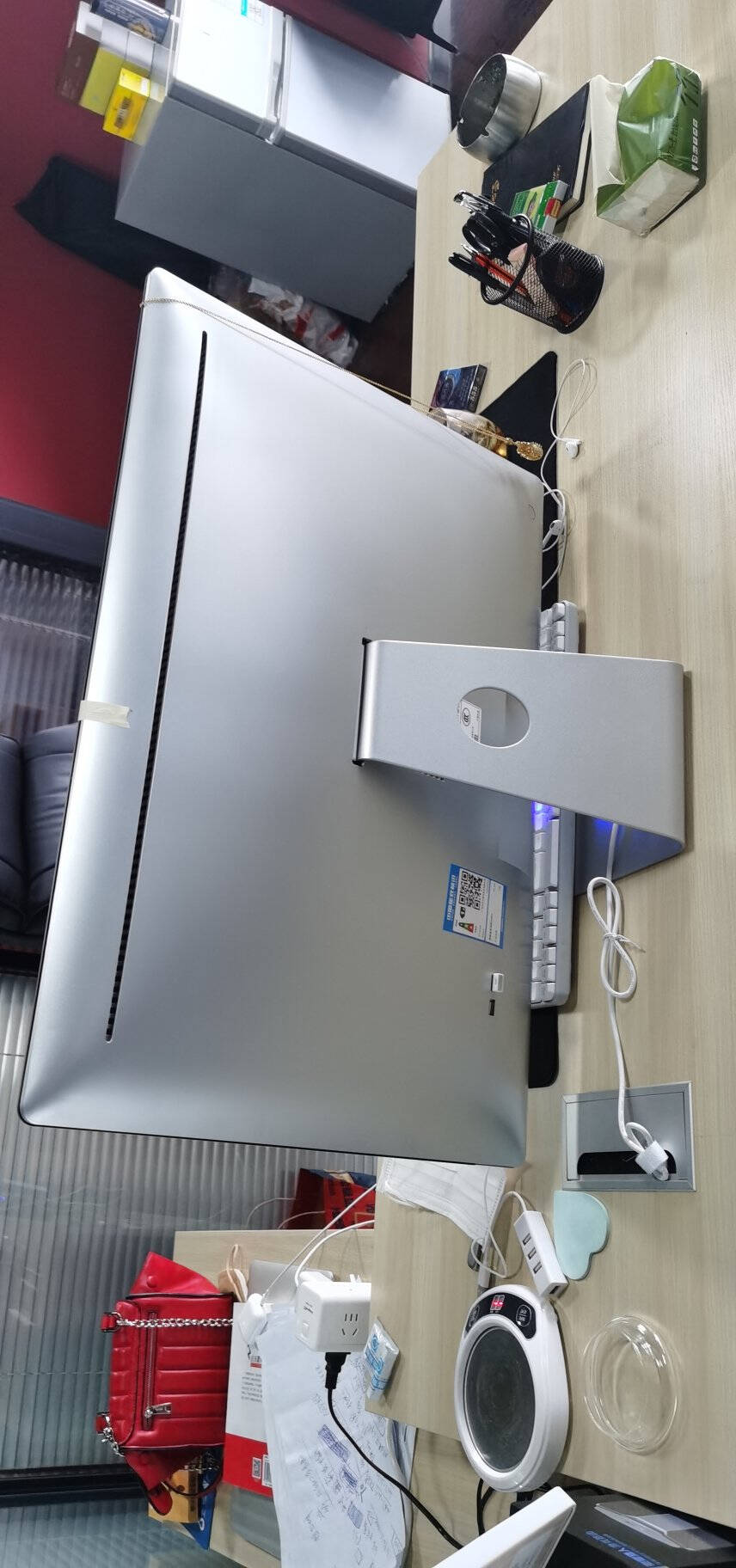 彐星(XUEXING)一体机电脑18.5-27英寸商务办公家用学习主机独显游戏酷睿i3/i5台式整机A1:高速办公酷睿i3/4G/免费升128G18.5英寸