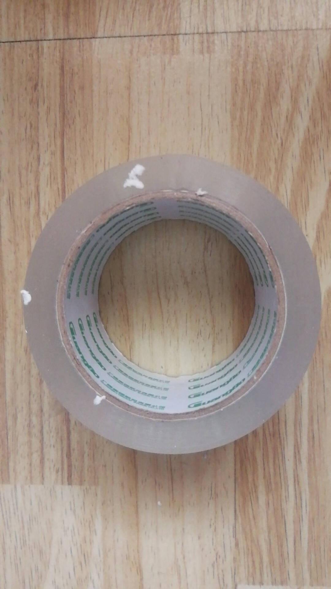 广博(GuangBo)6卷装高透明宽胶带封箱胶带打包胶布办公用品60mm*100y*50μmFX-63
