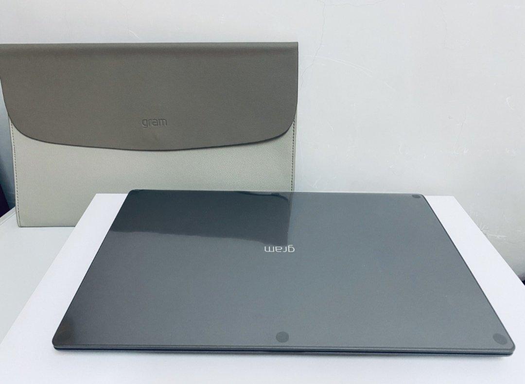 LG大屏幕轻薄笔记本电脑,15.6英寸配雷电3接口