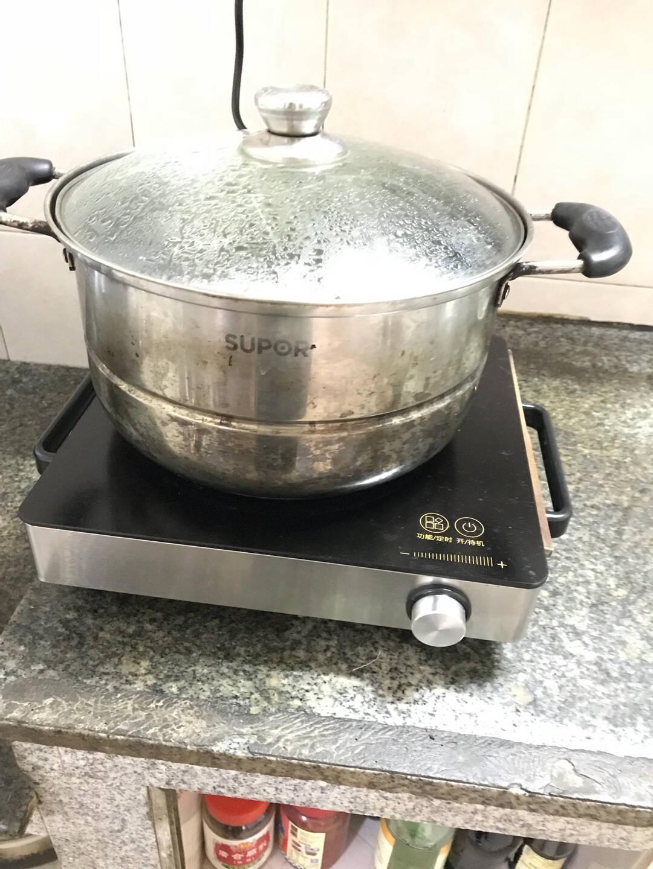 康佳(KONKA)电陶炉家用电磁炉电茶炉光波炉红外炉大功率不挑锅中号KES-W21CS323