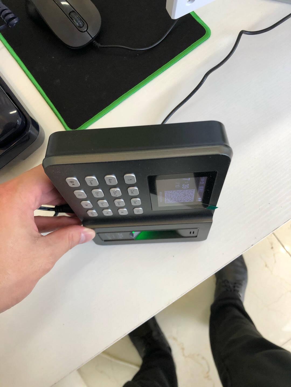 企业微信熵基指纹打卡机云考勤机无接触考勤多地多店签到自动生成报表WX3960WiFi升级款