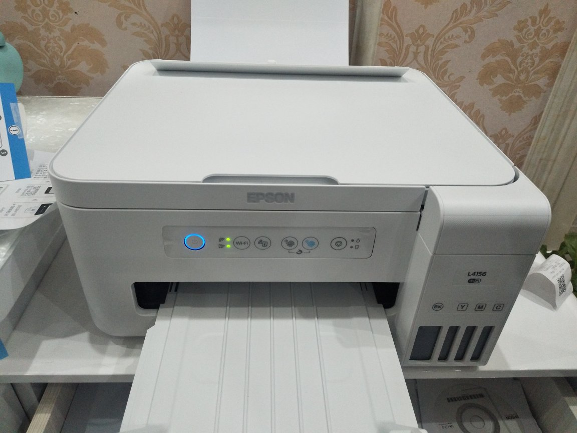 爱普生墨仓式多功能打印机,家长打印学习资料利器