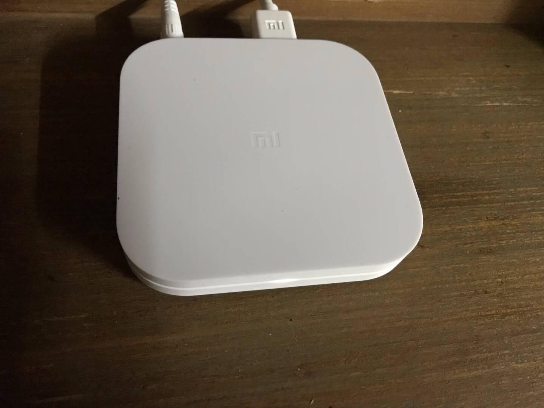 小米盒子4SPro智能网络电视机顶盒8K解码16G存储安卓网络盒子高清网络播放器HDR手机无线投屏白色