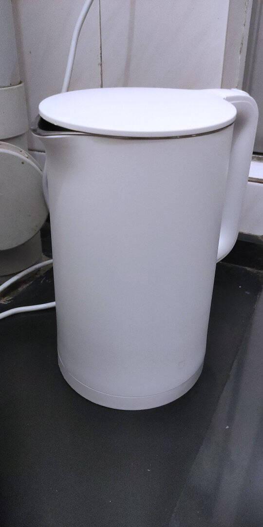 米家小米电热水壶烧水壶恒温水壶水温APP精确控制智能保温1.5L大容量304不锈钢