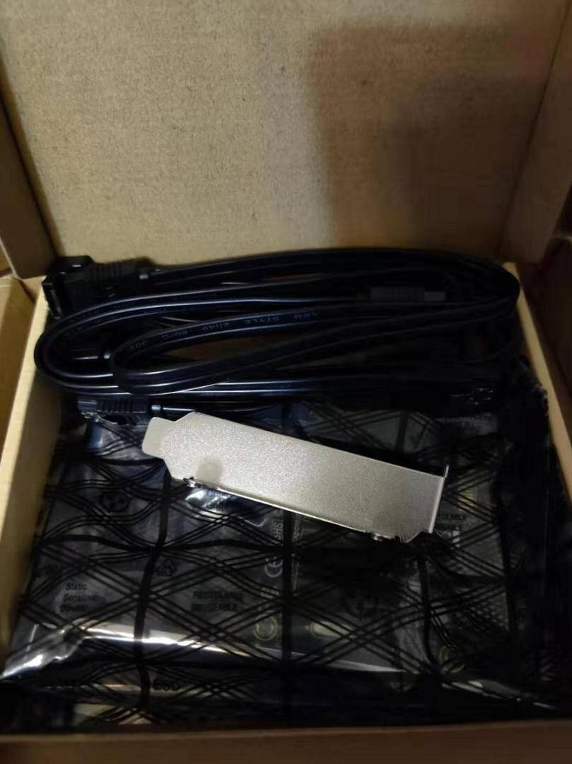 SSU台式机PCI-E转SATA3.0扩展卡SSD硬盘SATA3pcie扩展转接卡6口-SA3126(X1接口)