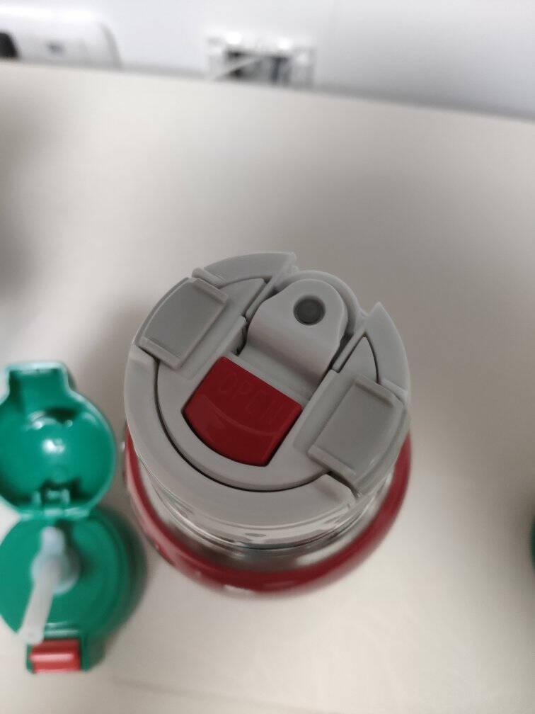 虎牌(TIGER)儿童保温杯品牌直供正品保障小狮子600ML(吸管+保温盖)真空不锈钢吸管杯子学生水杯MBR-S06G-RR