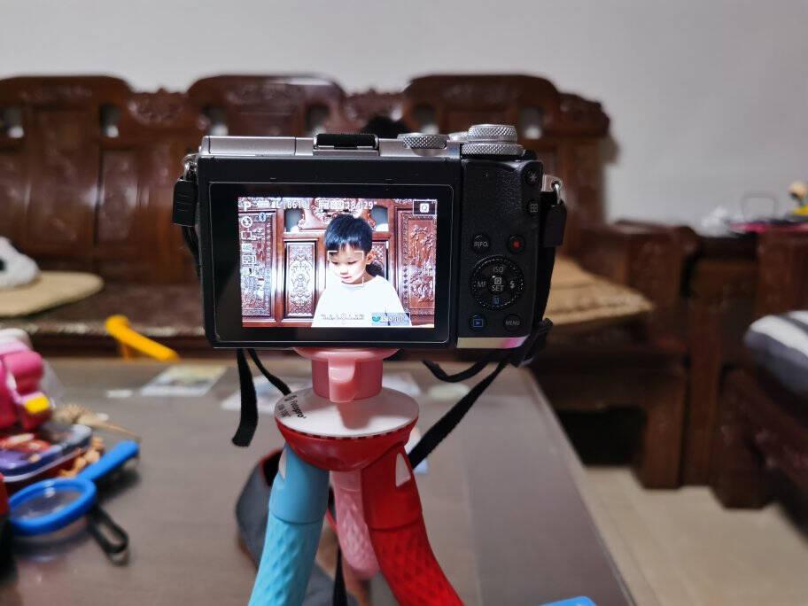 富图宝(Fotopro)RM-100+八爪鱼三脚架迷你三脚架内含手机夹