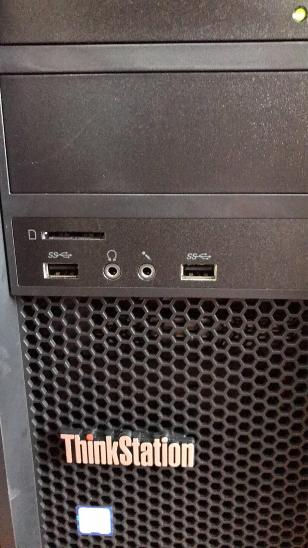 联想(ThinkStation)P520C图形工作站(至强W-2123/32GB/256GB+2TB/P2200/键鼠)改配