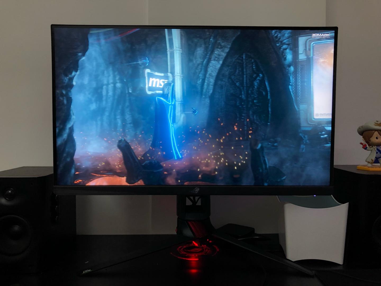 玩家国度27英寸电竞显示器 ,给你一款高端游戏装备