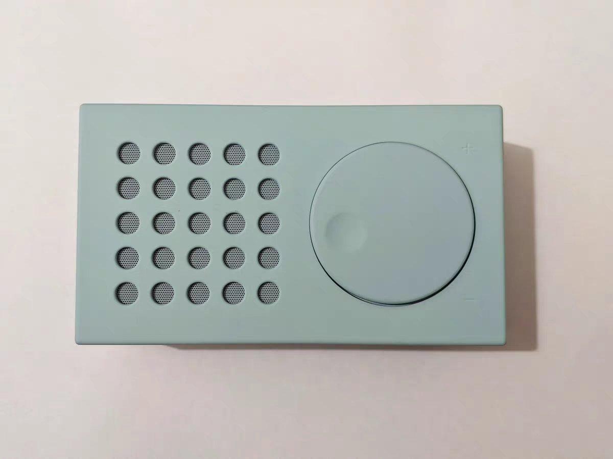坚果砖式蓝牙小音箱,送100元左右便携小礼物