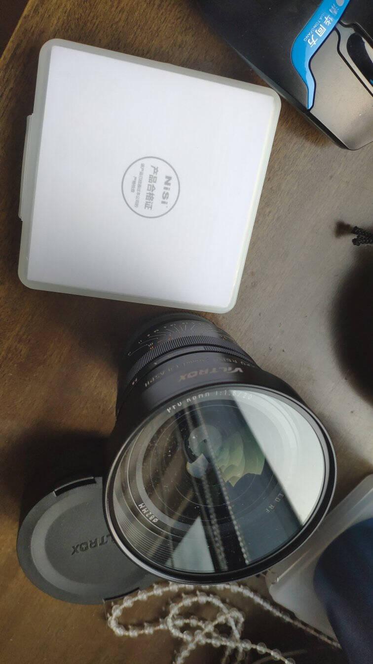 耐司(NiSi)UV镜46495255626772mm单反相机镜头保护镜72mm