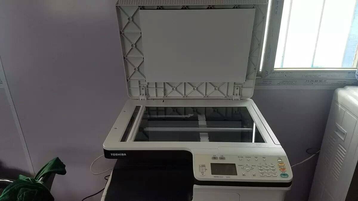 东芝(TOSHIBA)打印机2523A/2323AMA3A4家用办公黑白激光复印打印彩色扫描复合机2523A(主机)