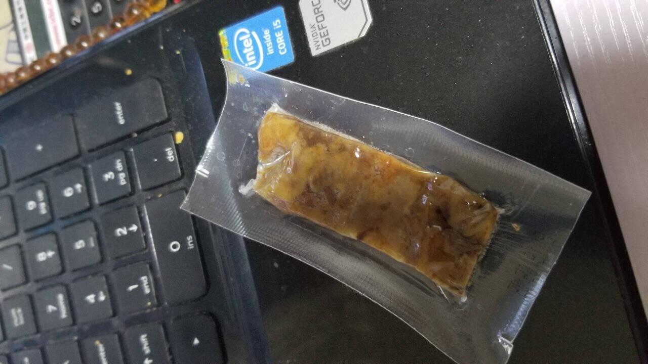 金恩凡提500g猪油渣温州特产香酥猪肉渣猪肉条脂渣办公室零食生酮500g透明长条原味