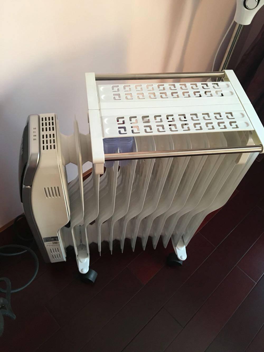 先锋(SINGFUN)取暖器/电油汀/电暖器/家用油汀取暖器/室内加热器/电烤火炉15片DYT-Z7