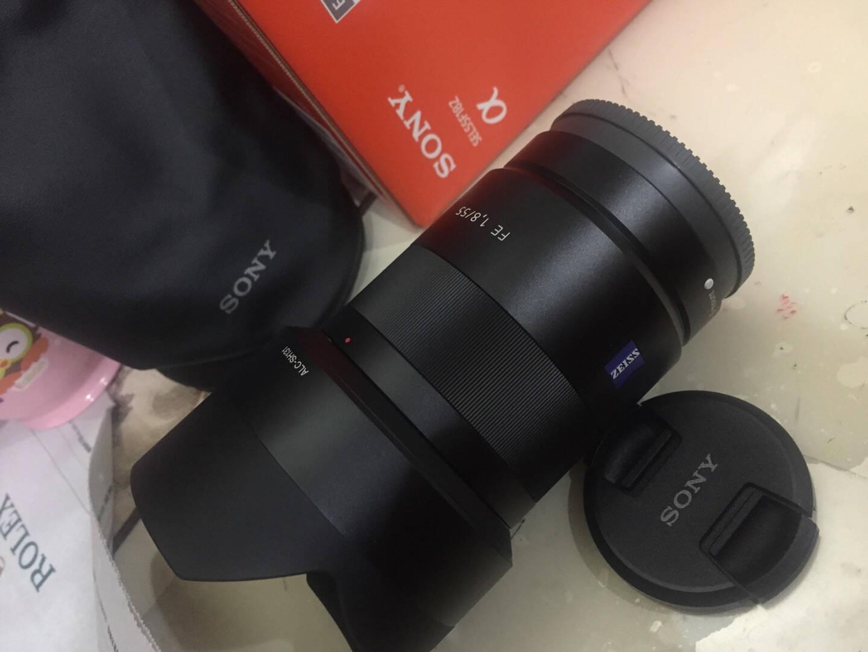 索尼(SONY)FE85mmF1.4GM全画幅中远摄大光圈定焦G大师镜头(SEL85F14GM)