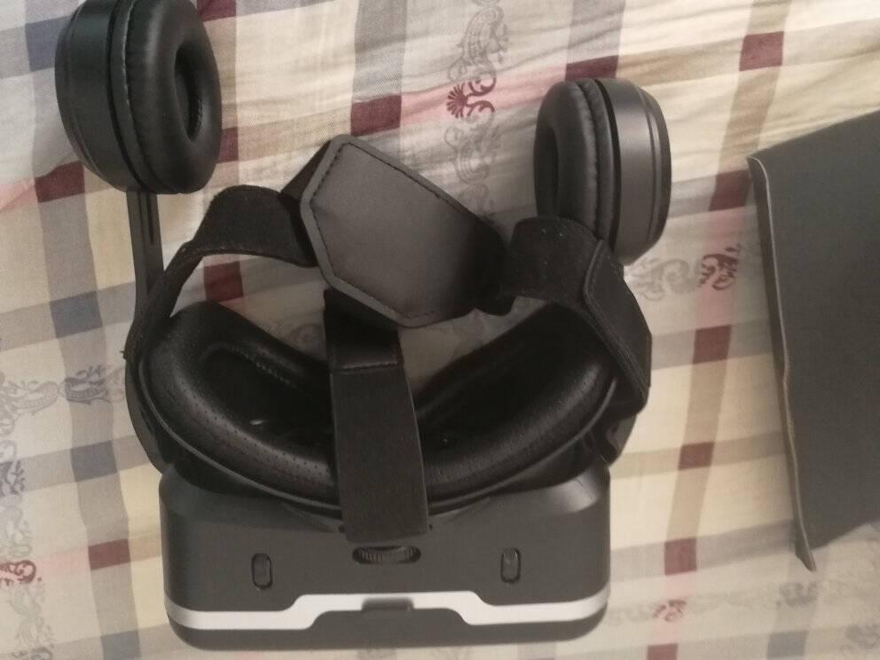 千幻魔镜G04E智能vr眼镜虚拟现实3D头盔手机VR一体机AR眼镜12代vr游戏机高清蓝光镜片版/送通用手柄+VR会员