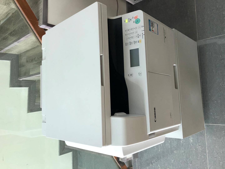 佳能2204n/AD/2206n/2206ad无线A3A4黑白复合机激光复印机扫描打印机一体机高配版2206AD(含输稿器和双面器)单纸盒