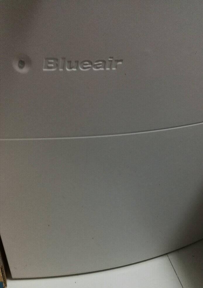 布鲁雅尔Blueair空气净化器过滤网滤芯粒子型滤网适用403/410B/460i除颗粒物粒子型