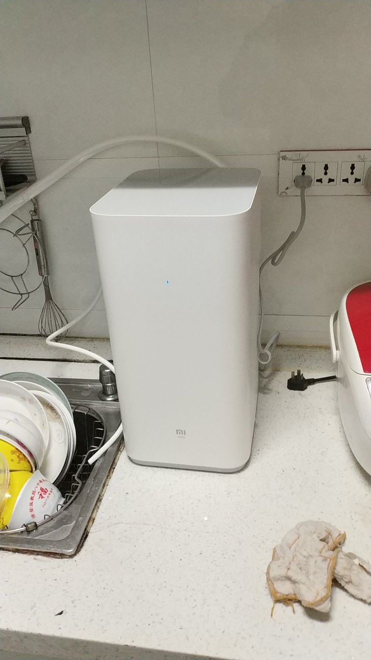 Easy installation, one person to do it! The stuff of millet is really convenient! The former Amway water purifier is almost human! shoes for cheap websites airmax97 0921392 onsale