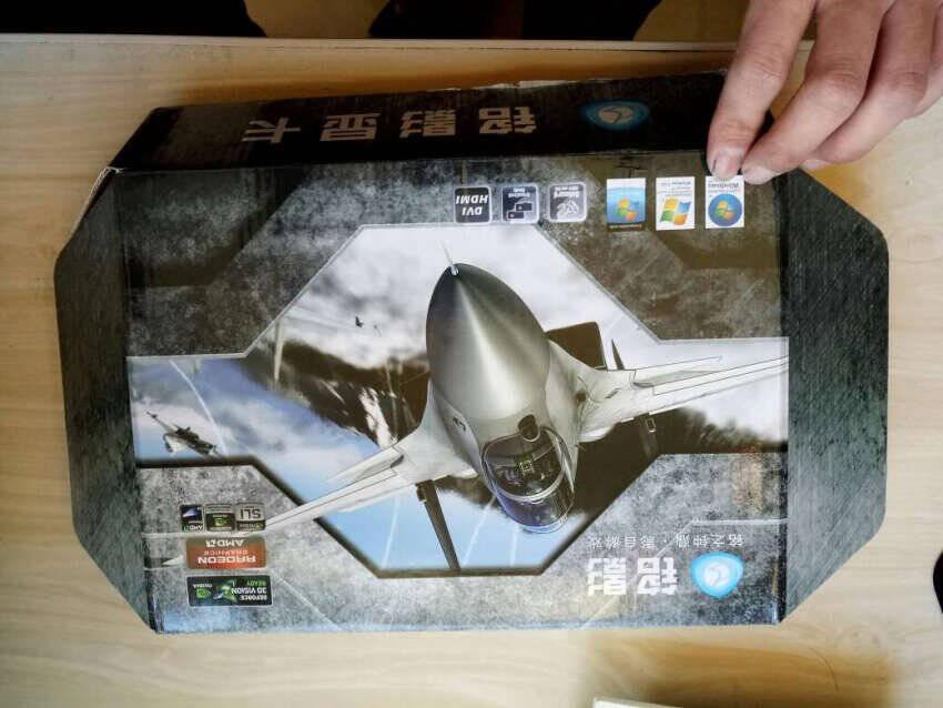 铭影GTX1060系列显卡战将吃鸡游戏显卡台式机电脑显卡gtx1060系列独立显卡GTX10605GBD5战将