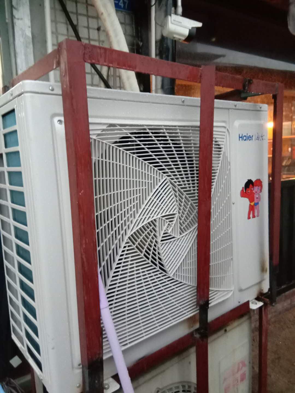 海尔(Haier)吸顶空调5匹天花机中央空调一拖一5p独立除湿6年包修3D记忆冷暖380VKFRd-120QW/50DAH13新能效