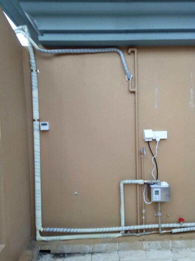 格力(GREE)空气能热水器家用变频一级能效智能WiFi60℃水温水电分离南北通用舒铂变频一级能效300(适合6-7人家庭)