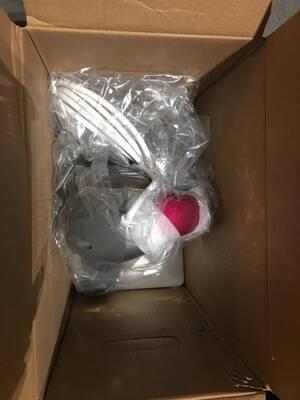 莱克吉米除螨仪家用床上小型除螨虫吸尘紫外线杀菌除螨机仪器B302玫瑰红色