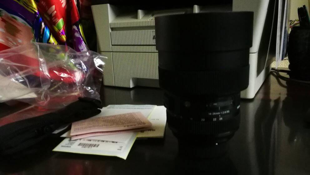适马(SIGMA)Art14-24mmF2.8DGDN全画幅微单超广角变焦镜头风光摄影(索尼E卡口)
